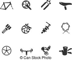 Pedal Clip Art Vector Graphics. 5,164 Pedal EPS clipart vector and.
