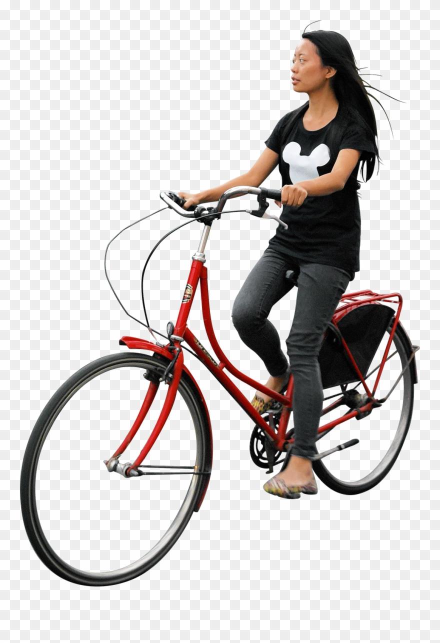 People Bike Png.