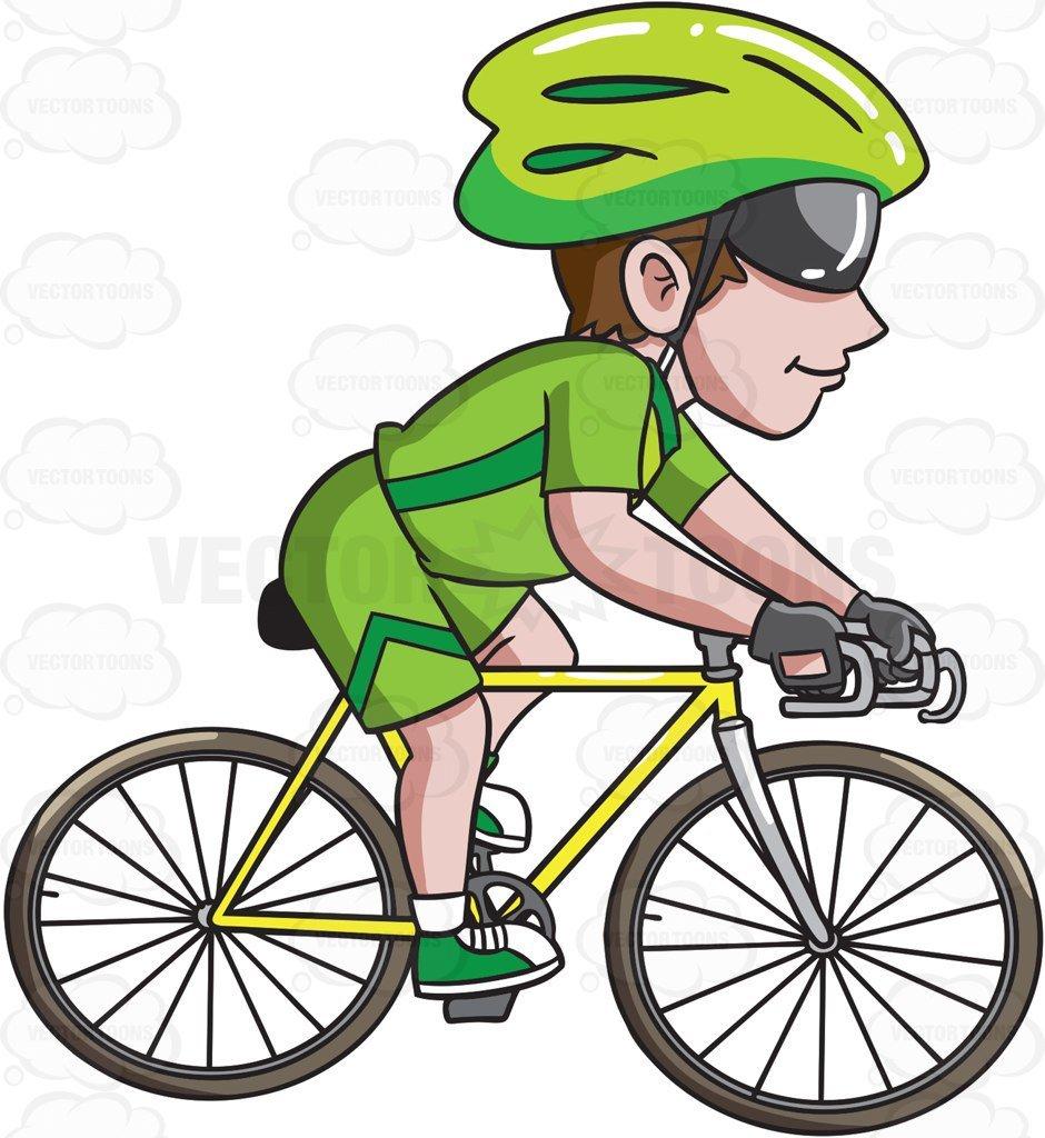 Riding a bike clipart 2 » Clipart Portal.
