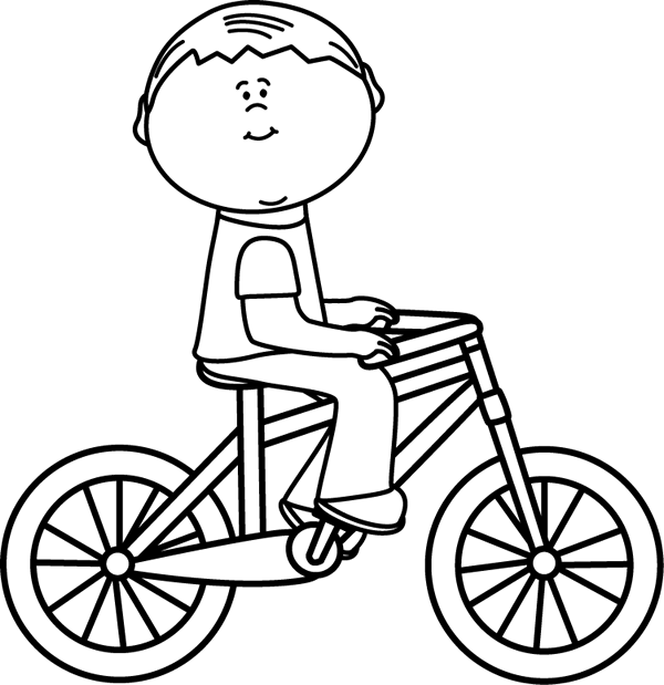 Bicycle Clip Art.