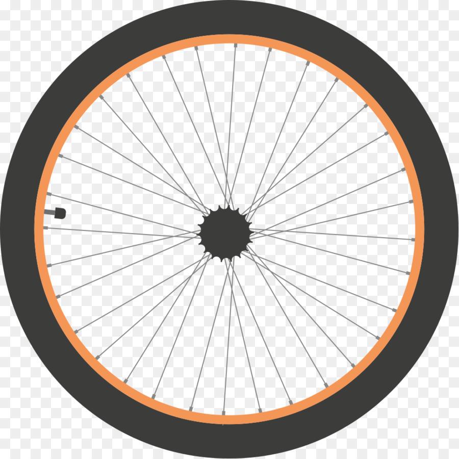 Bicycle Cartoon clipart.
