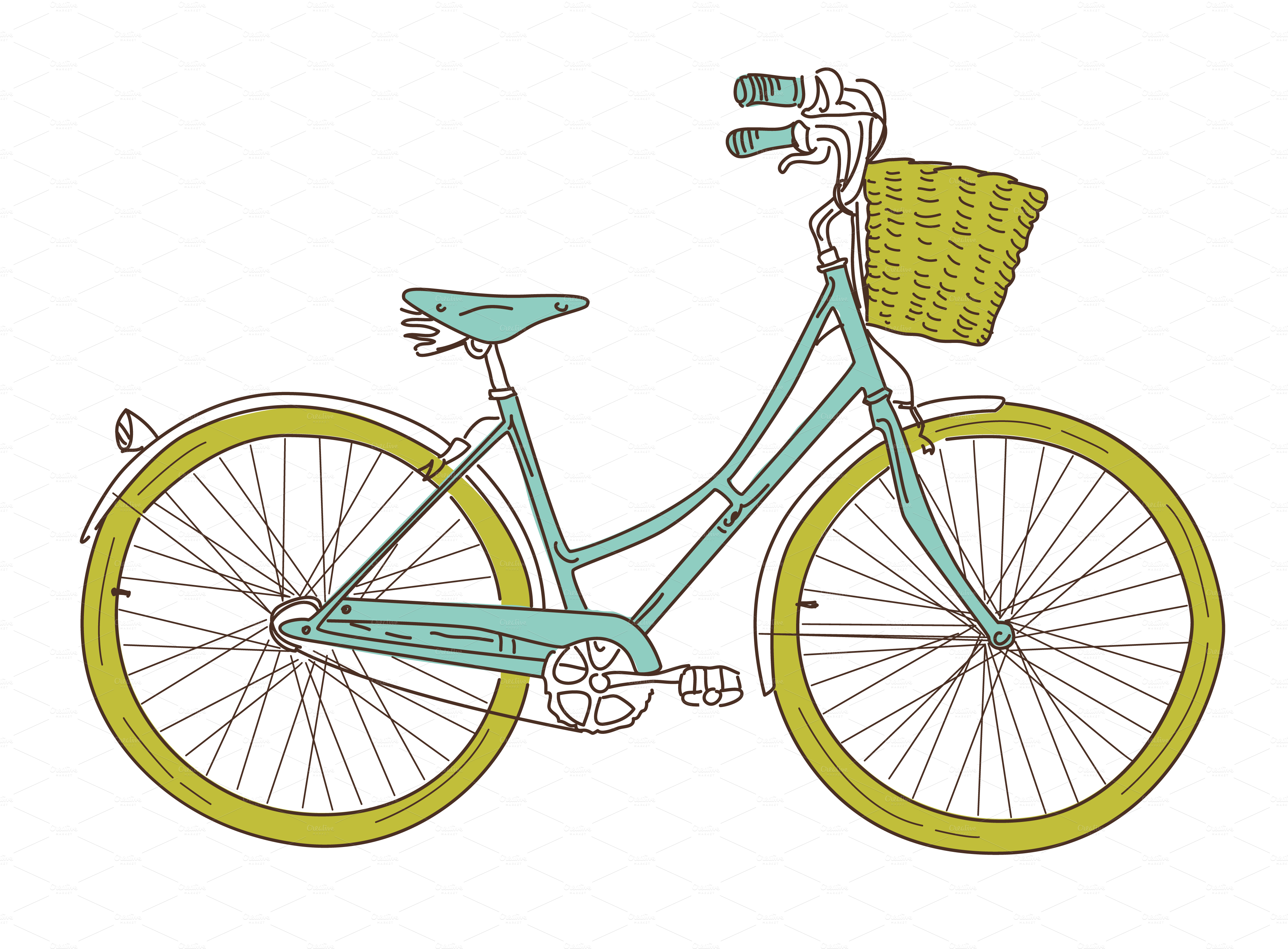 Free bicycles clipart free clipart graphics images and photos 3.