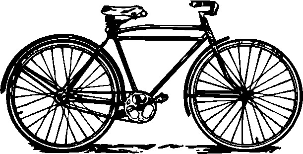 Free bicycles clipart free clipart graphics images and photos.