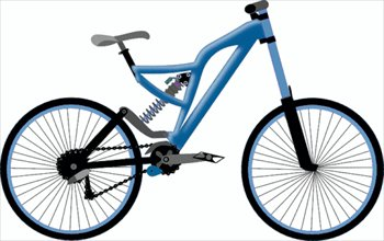 Free bicycles clipart free clipart graphics images and photos 2.