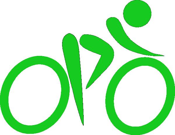 Cyclist Clip Art at Clker.com.