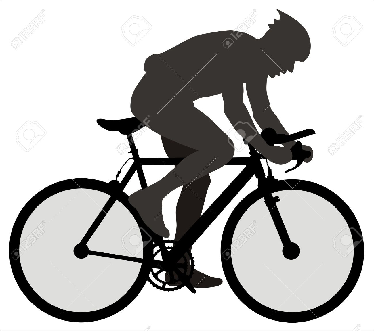Road Cycling Clipart Clipground