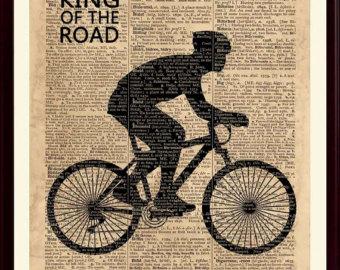 Bicyclist.