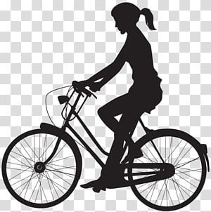 Cyclist transparent background PNG cliparts free download.