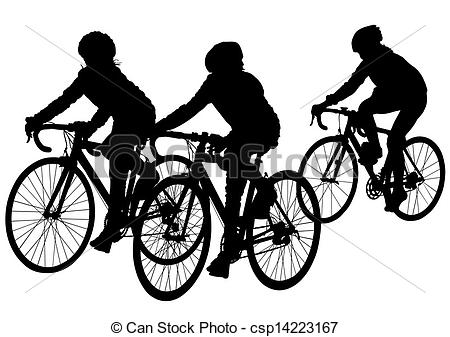 Cyclists Illustrations and Clip Art. 8,464 Cyclists royalty free.