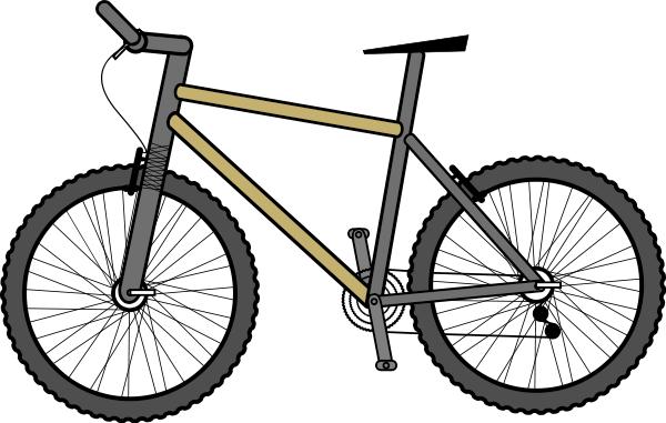 Bicycles Clip Art Download.