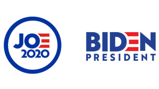There\'s a big problem with Joe Biden\'s campaign logo.