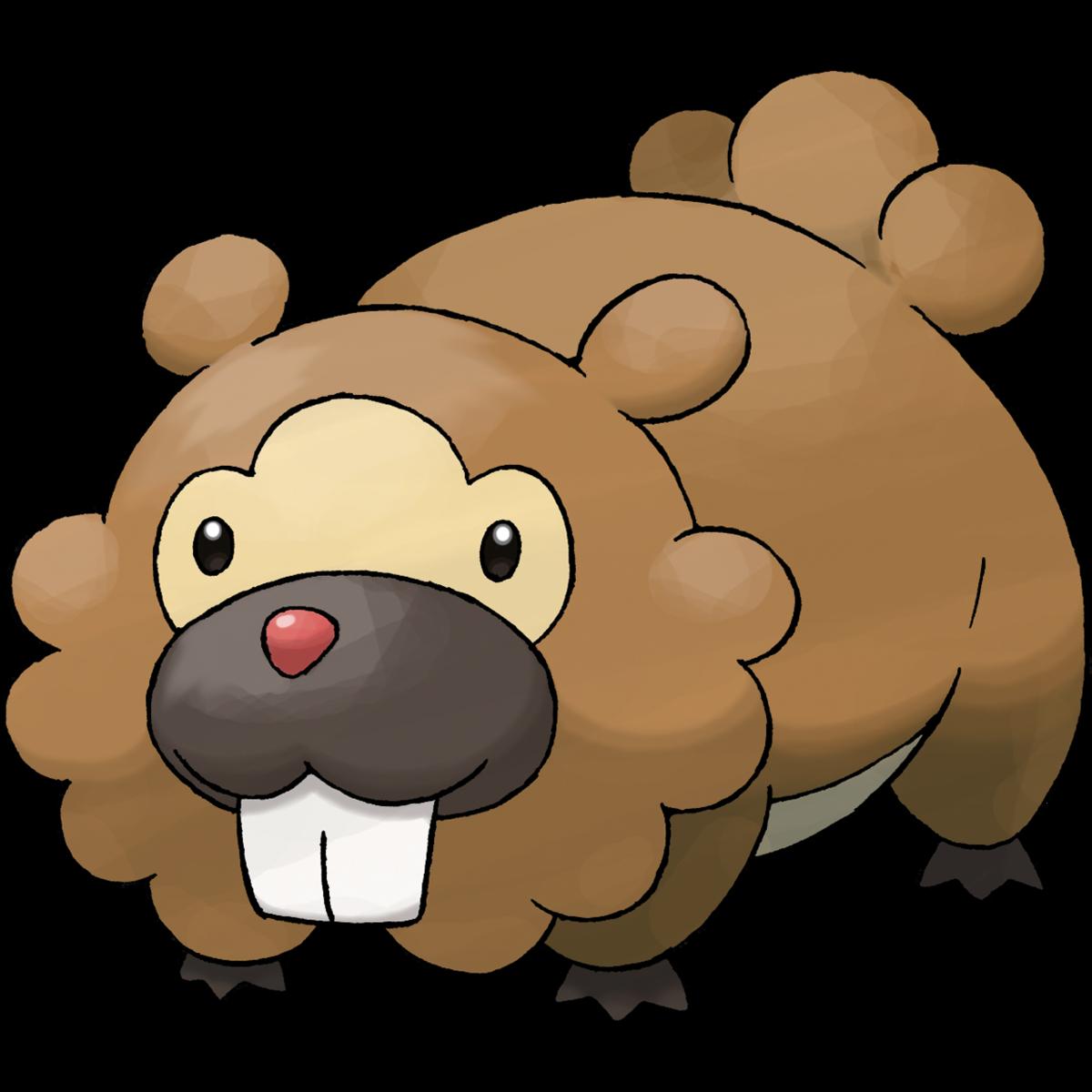 Bidoof (Pokémon).
