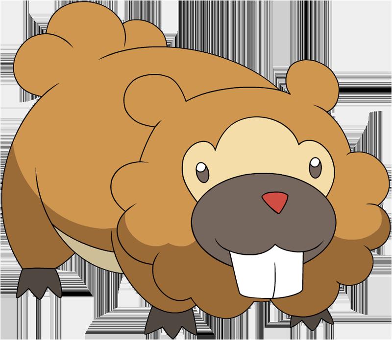 Pokemon 399 Bidoof Pokedex: Evolution, Moves, Location, Stats.