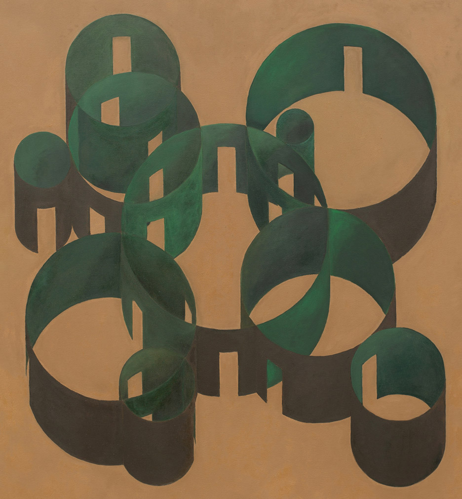 Pezo von Ellrichshausen builds labyrinthine pavilion at Biennale.