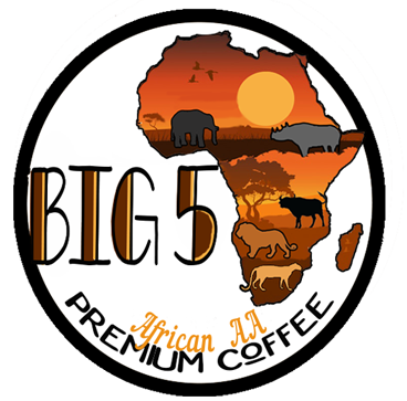 Big 5 Coffee.