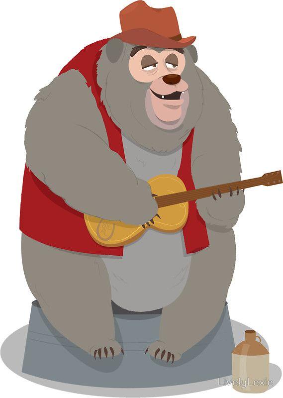 Big Al, The Country Bear.
