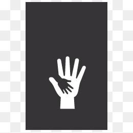 Little Hand Clipart.