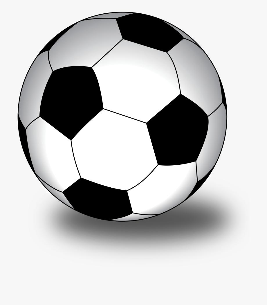 Soccer Ball Clipart Big.