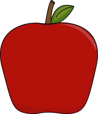 Big Apple Clip Art.