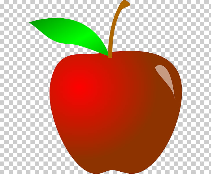 Big Apple , red apple PNG clipart.