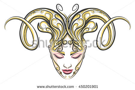Aries Stock Photos, Royalty.