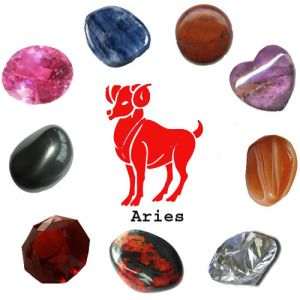 Gemstone For Aries list.