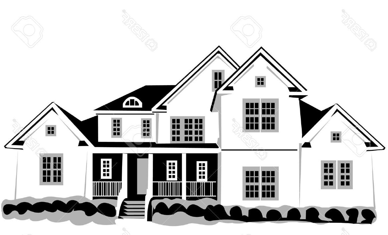 Big house clipart 4 » Clipart Station.