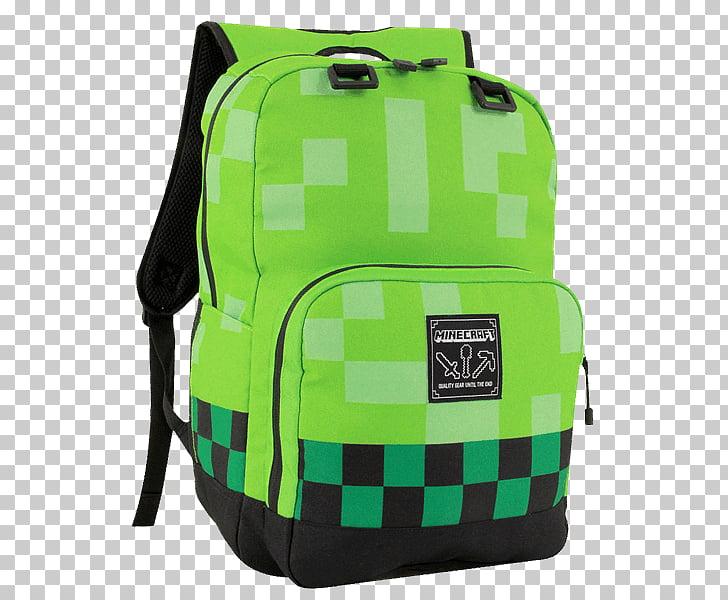 Minecraft Backpack Baggage Video Games, Big School Backpacks.