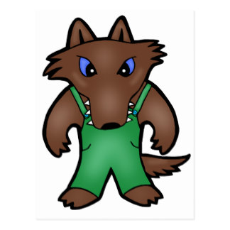 Big bad wolf clipart 5 » Clipart Station.