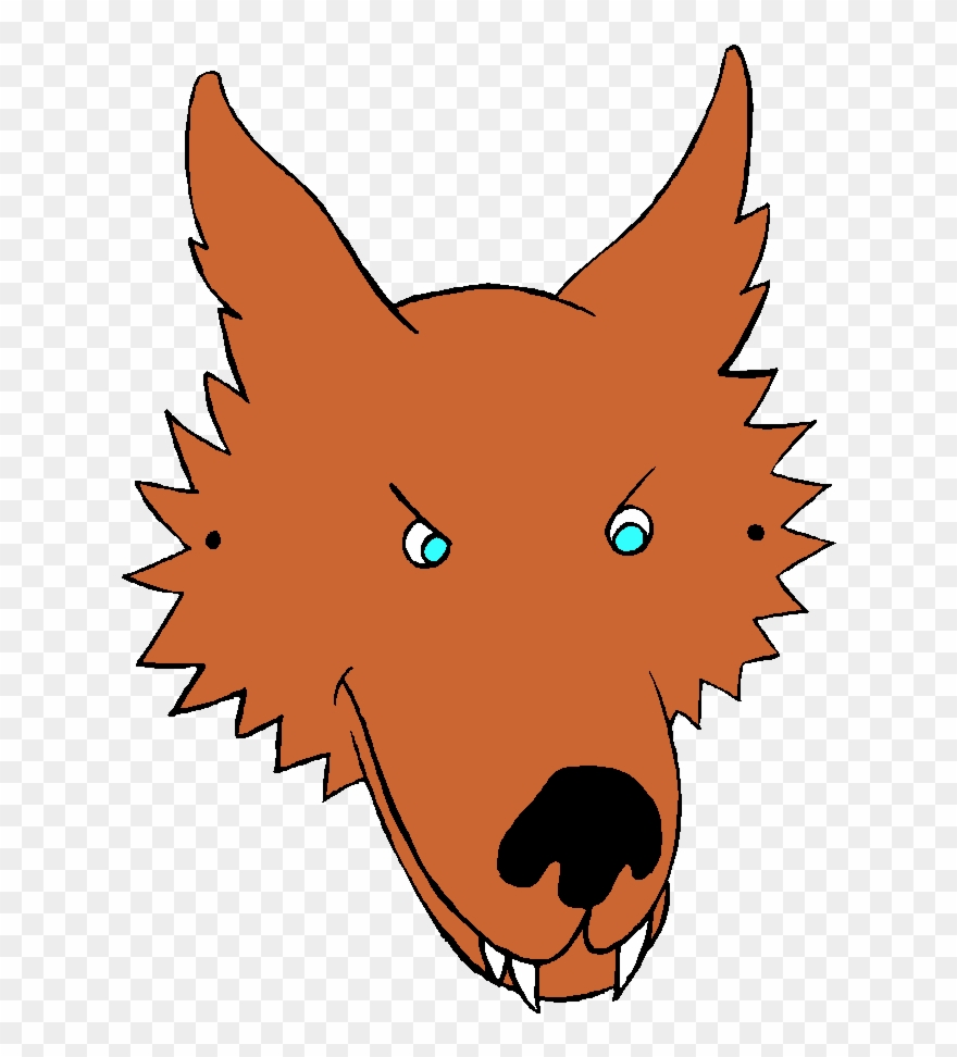 Wolf Clipart Wolf Mask.