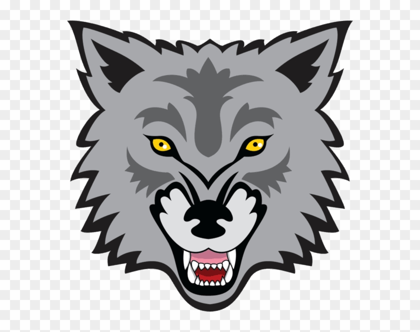 Big Bad Wolf Face.