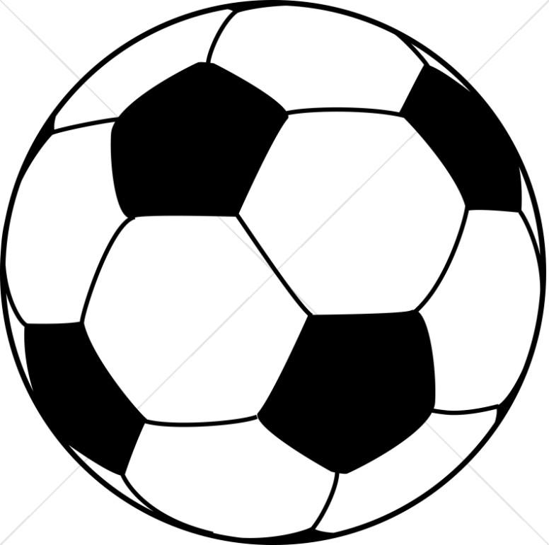Large Soccer Ball.
