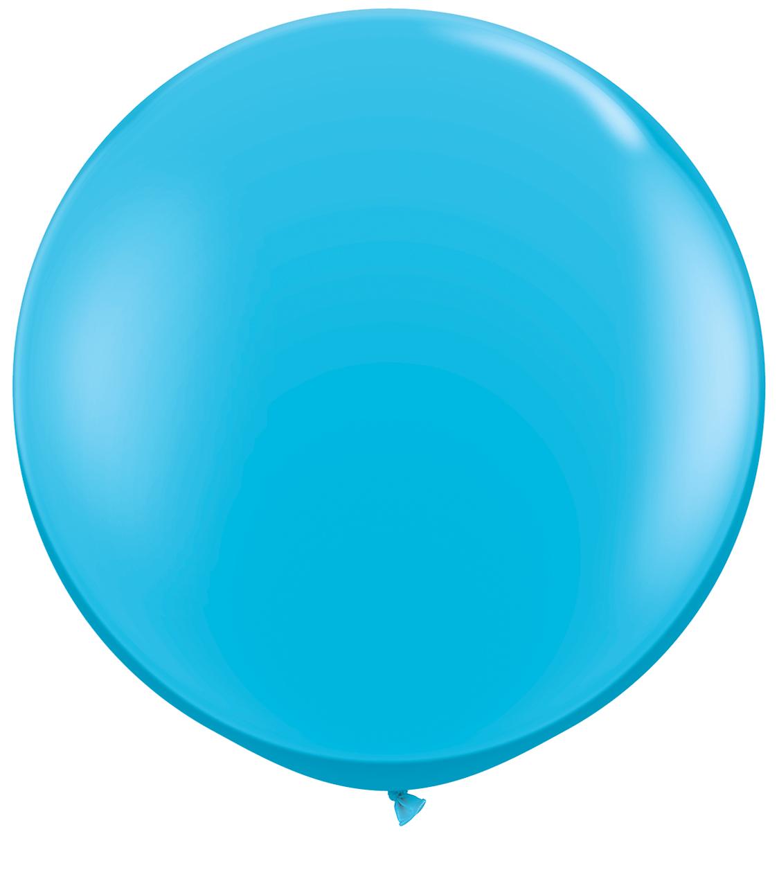 Turquoise Balloon Cliparts.