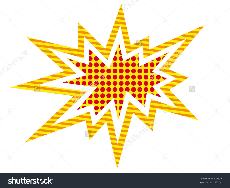 Big Bang Stock Vector 15526513.