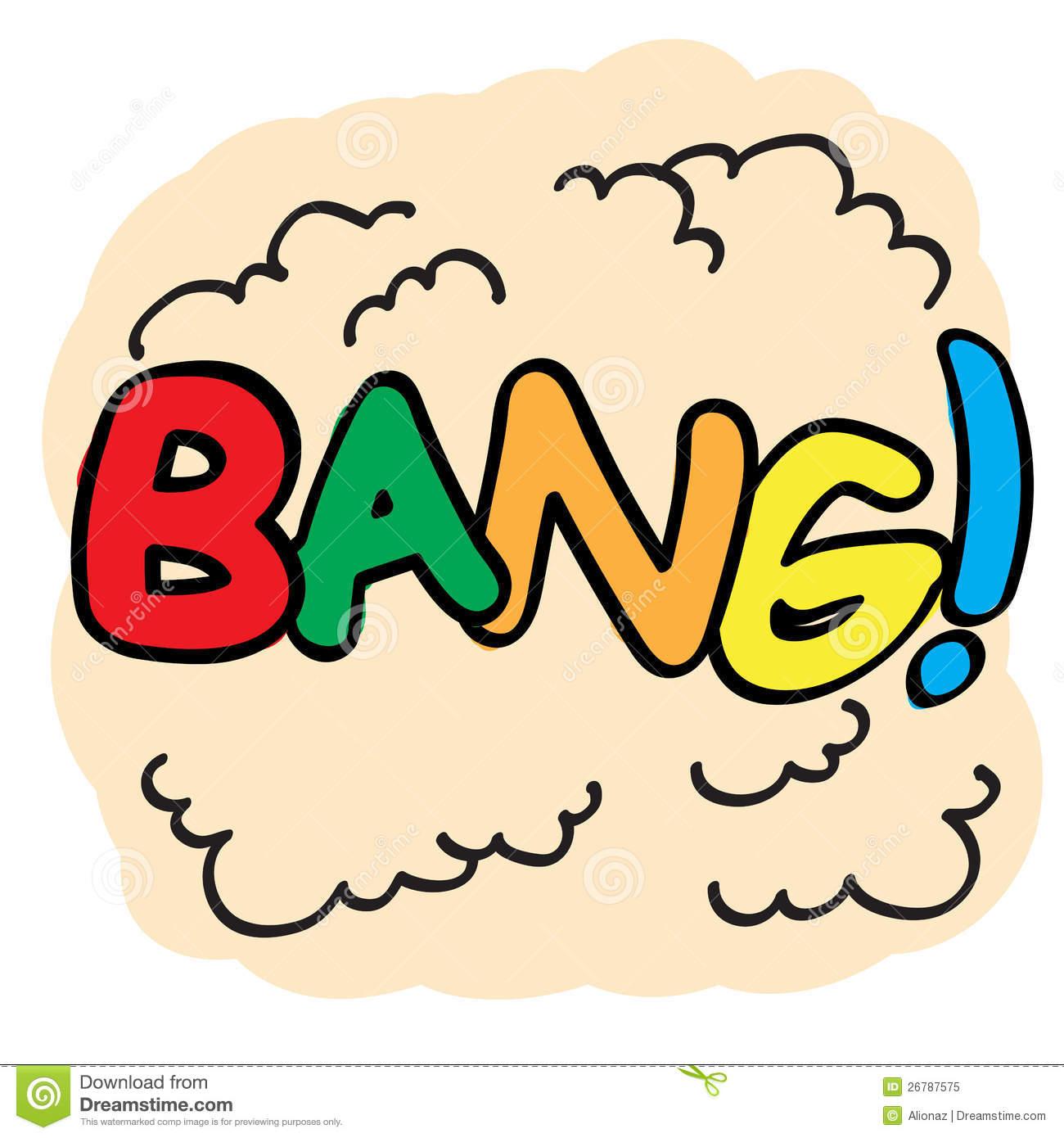 Big Bang Cartoon Stock Photos, Images, & Pictures.