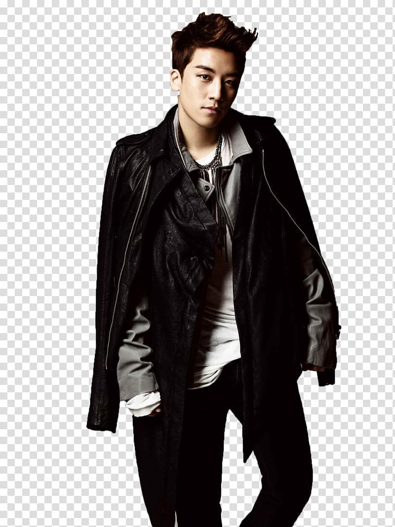 BigBang Seungri Render transparent background PNG clipart.