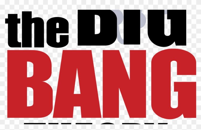 Big Bang Theory Logo Png.