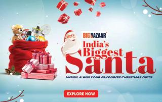 Big Bazaar.