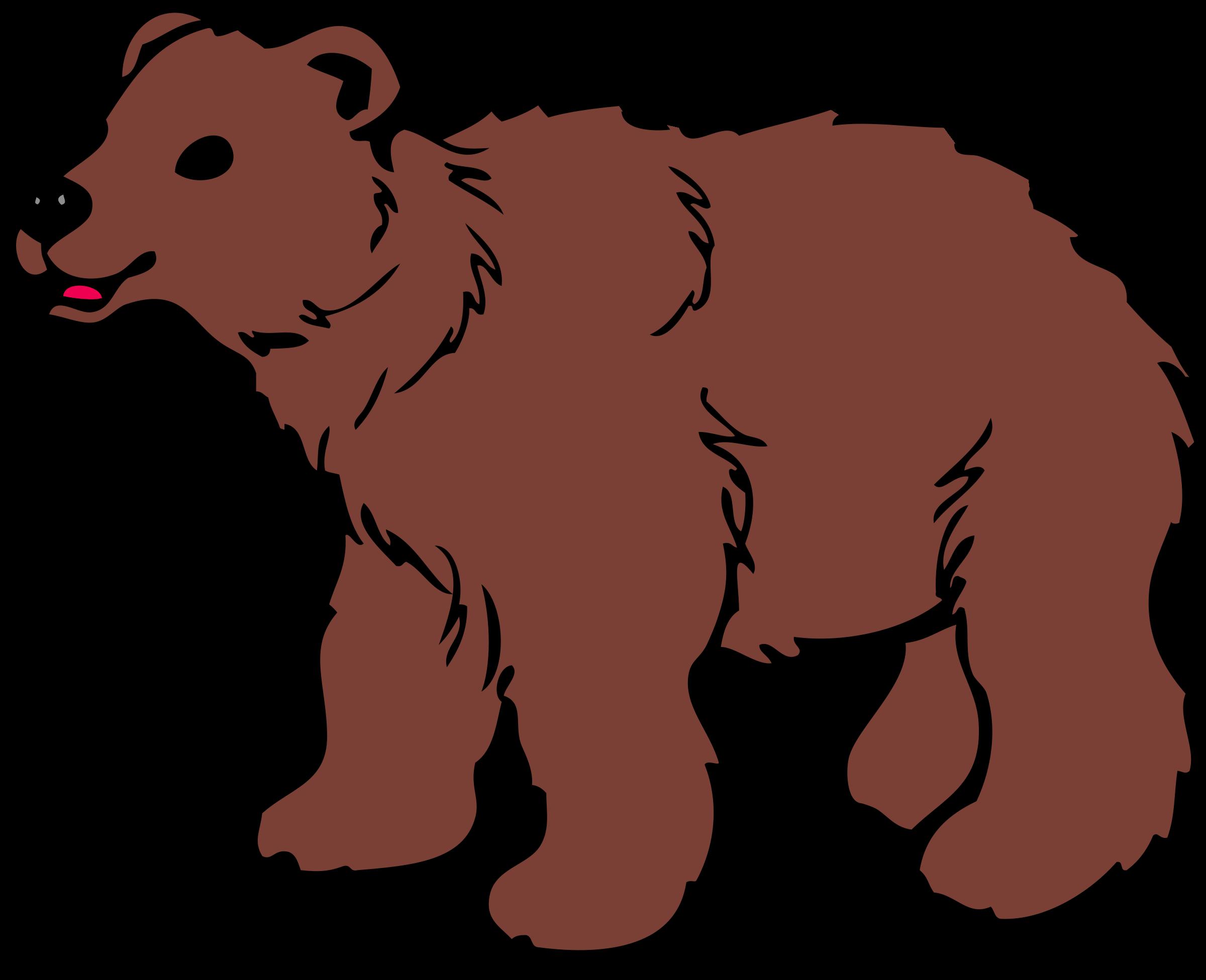 Bear clipart png.
