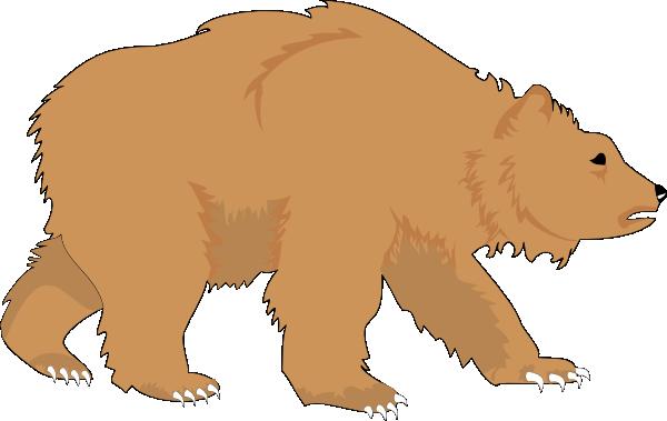 Bear Clip Art Free Download.