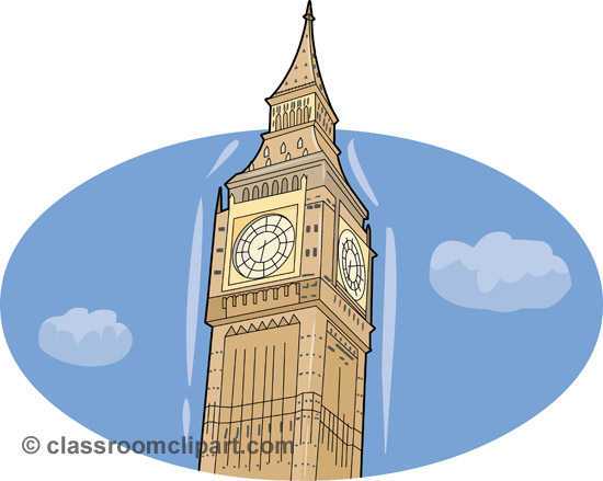 clipart big ben london - photo #31