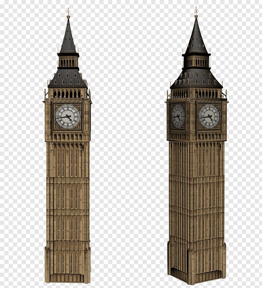 Big Ben illustration, Big Ben London Eye Palace of.