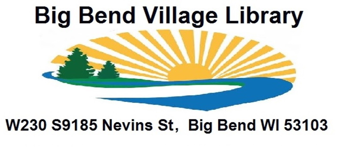 Big Bend Village Library.