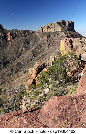 Pictures of Big Bend National Park.
