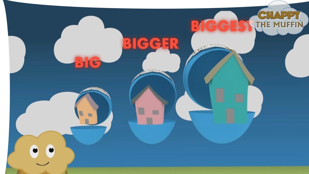 Big clipart big bigger big, Picture #98126 big clipart big.