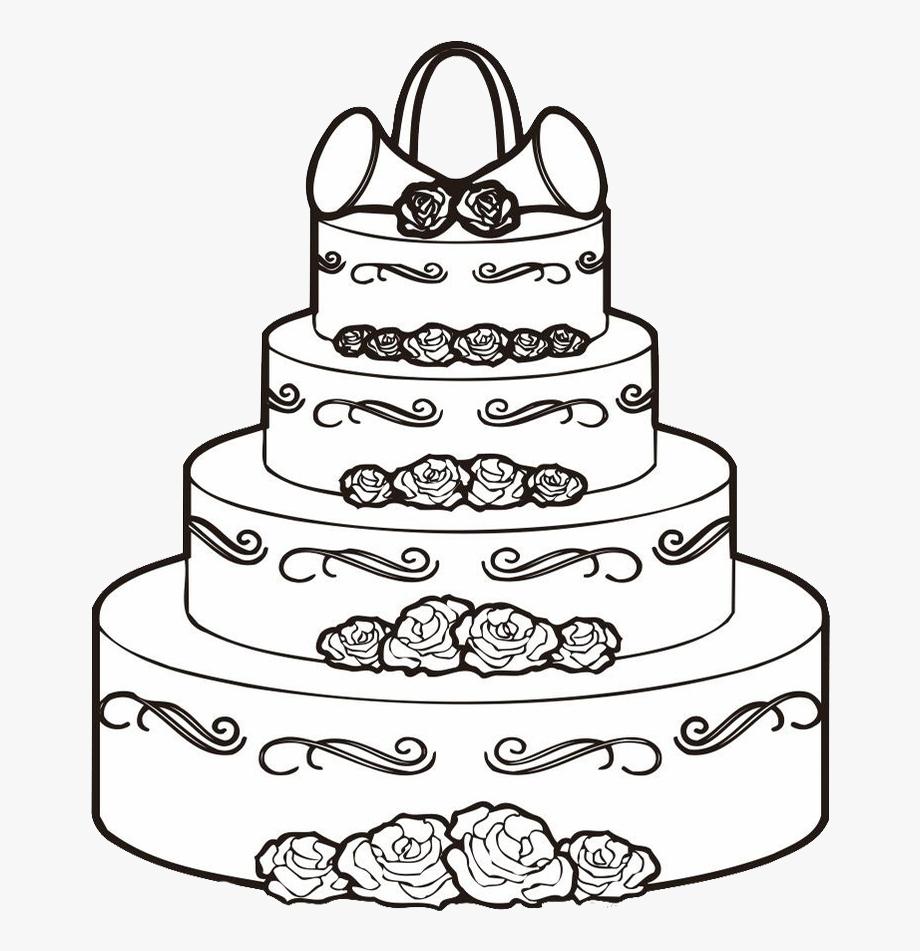 Drawing Cake Pen.