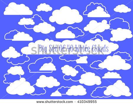 Big Clouds Stock Photos, Royalty.