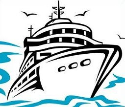 Free Boat Clipart.
