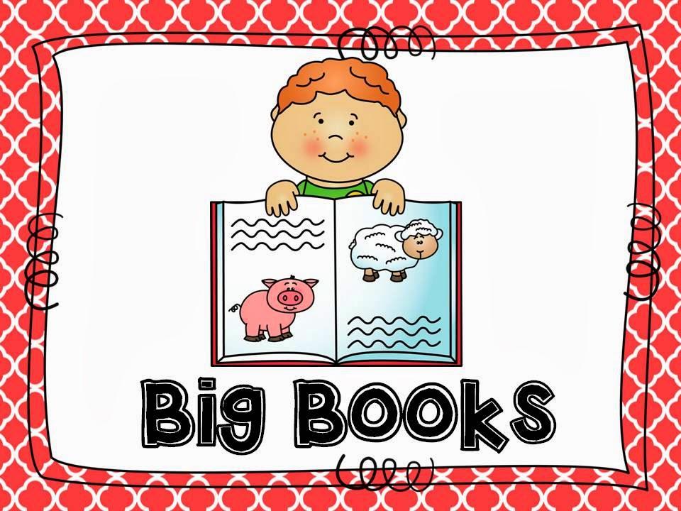 Similiar Big Book Keywords.