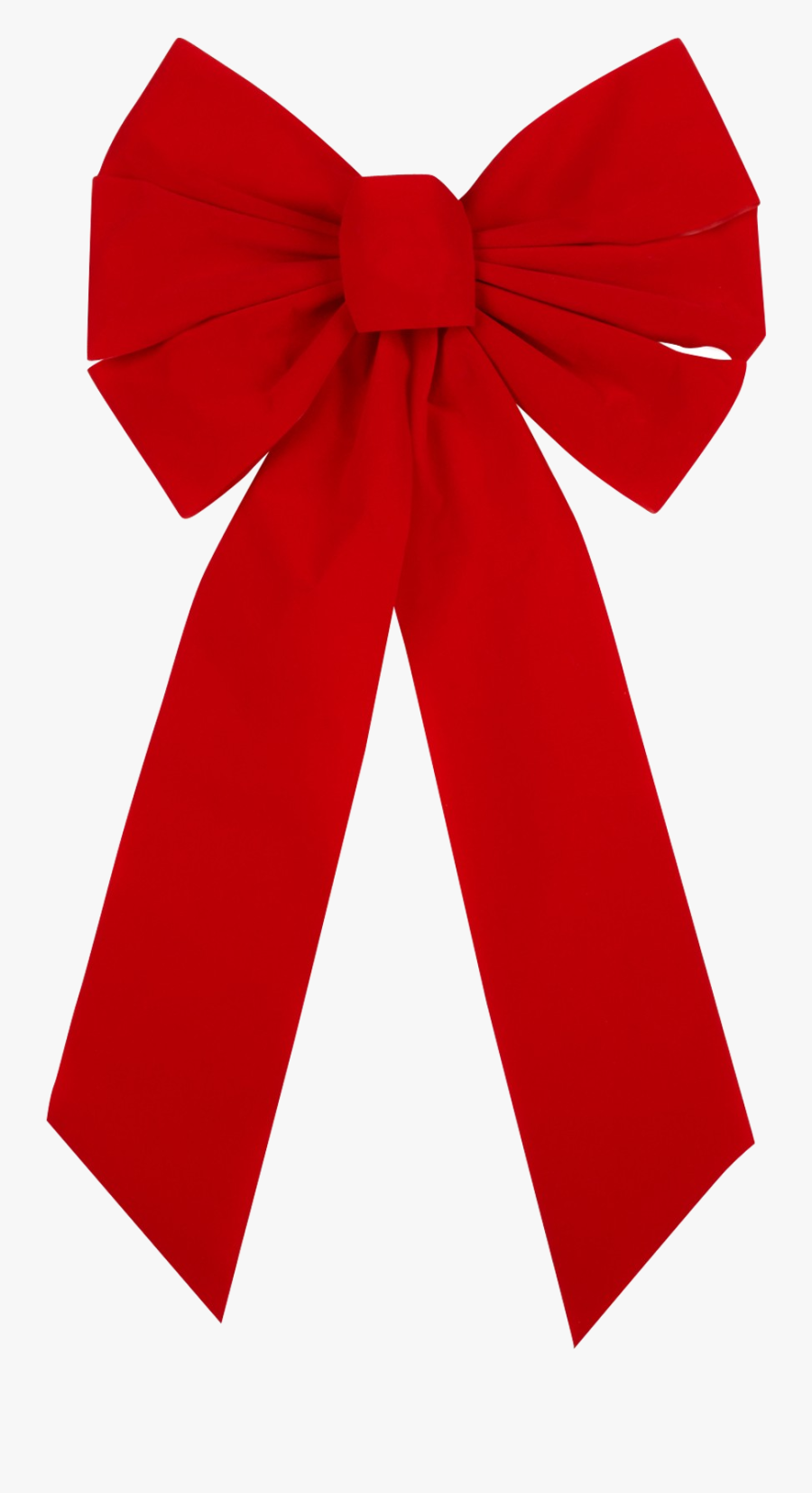 Christmas Bow Clipart X Transparent Png.